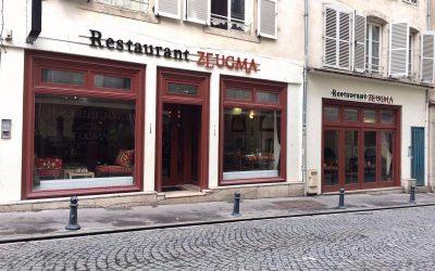Certification Halal – Restaurant ZEUGMA